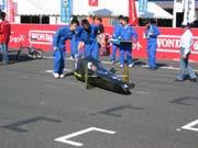 平成19年10月7日 エコノパワー燃費競技全国大会結果