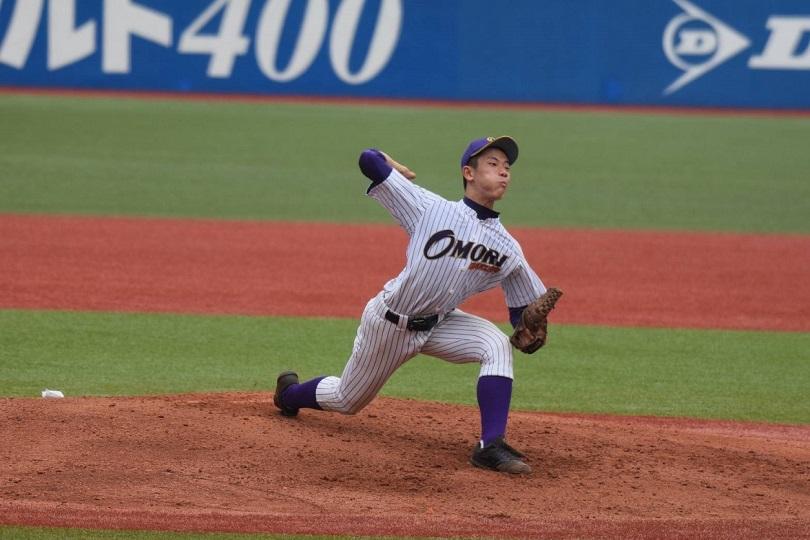 野球部 第101回全国高等学校野球選手権東東京大会 ベスト16
