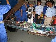 ソーラーカーレース2008報告