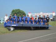 ワールド・ソーラーカー・ラリーin秋田2012