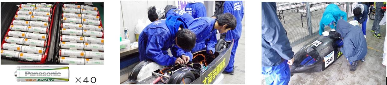 自動車部大会報告  Ene-1 GP MOTEGI 2019