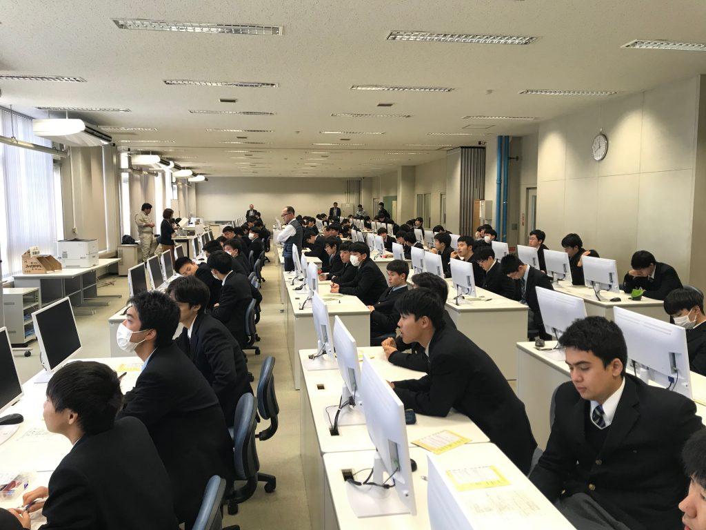 入社前準備講座(3学年)