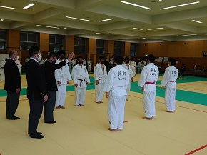 東京都高校対抗柔道大会 第二支部予選会