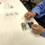 ハード実習B 「マイコンによる7セグメントLEDの制御」